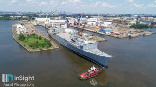 Philly Shipyard Begins Work on Dry Docking Contract for MARAD Ship