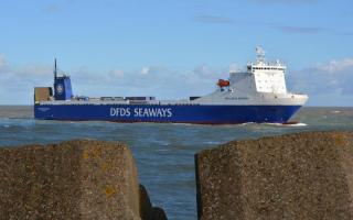 DFDS Seaways raises capacity on route Zeebrugge - Norway