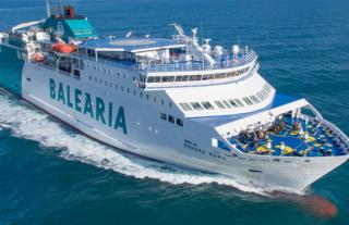 Fred. Olsen Express and Baleària join forces to link the Spanish mainland and Canaries by the end of the year