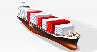 EIMSKIP Signs A Contract For Building Of Two New Container Vessels In China