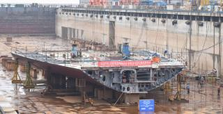 Stena Line's New Liverpool-Bound Ship Taking Shape in China