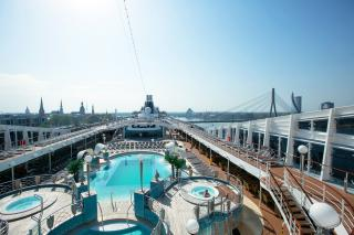 New Cruise Season starts at the Port of Riga