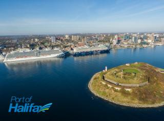 Another record cruise season for the Port of Halifax