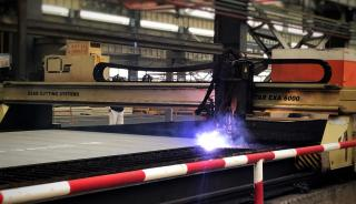 First steel cut on OHT semi-submersible vessel