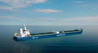 LNG-Fueled Vessels Go Big with 'Project Forward'