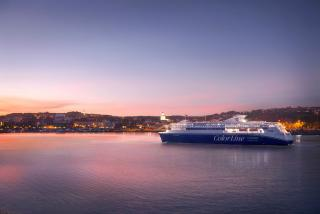 Color Line and Ulstein Verft mark the construction start-up on the world's largest plug-in hybrid ship, the 'Color Hybrid