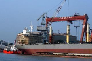 Cochin Shipyard, Global United Shipping India Bid to Make LNG Vessels for GAIL