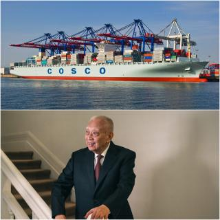 Cosco Deal to Make Ex-Hong Kong Chief, Family $1 Billion Richer