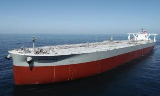 K-Line announces delivery of 311,000 DWT-type VLCC TEDORIGAWA