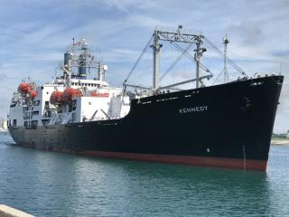 Port Canaveral Welcomes Maritime Academy Training Ship