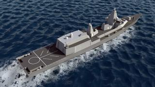 Britain and BAE Systems conclude 859 million pound ship design agreement