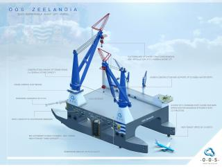 OOS International signs MOU with CMIH for the largest Crane Vessel (SSCV) in the world: the OOS Zeelandia