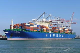 Hyundai Merchant Marine Records the Most Reliable Global Carrier