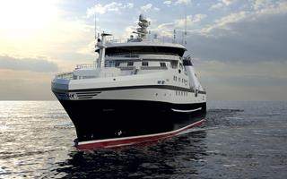 Rolls-Royce to design and power next-generation trawler for Prestfjord