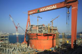HHI and Doosan Heavy Industries collaborate in localizing main equipment for offshore plants