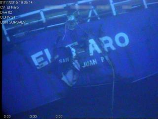 NTSB Opens Docket for El Faro Investigation