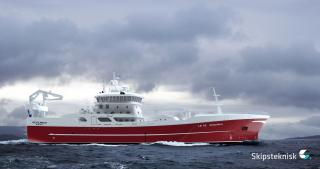 Wärtsilä 31 main engine to power new fuel efficient fishing vessel