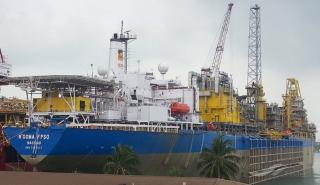 Eni started production from the Vandumbu field in Block 15/06 offshore Angola, through West Hub N'Goma FPSO