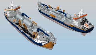 Van Oord adds two new LNG vessels to dredging fleet