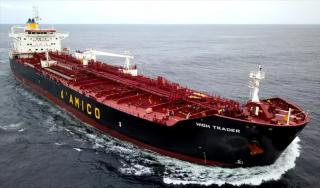 d'AMICO International Shipping Announces the sale and lease-back of one of its MR vessels