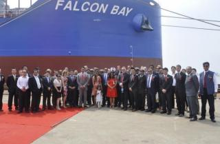 Pioneer Marine takes delivery of a new handysize dry bulk carrier