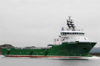 Havila Shipping signs a new contract with Total DK for PSV vessel Havila Clipper