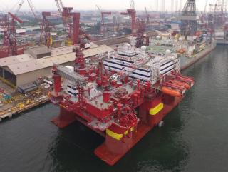 Keppel FELS to deliver fifth accommodation vessel to Floatel - Floatel Triumph (Video)