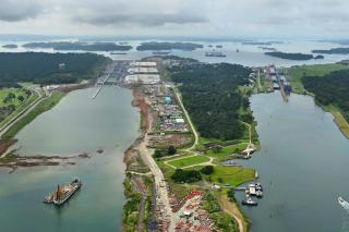 Panama Canal Expansion 95 Percent Complete (Video)