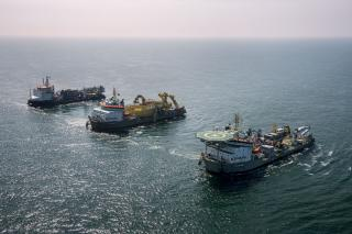 Boskalis subsidiary VBMS signs preferred bidder agreement for Moray OWF East