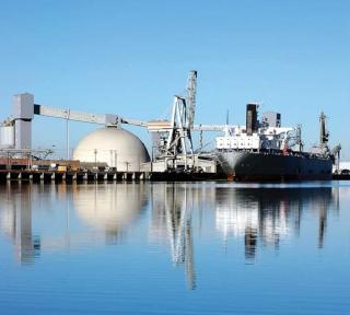 Port of Stockton Reports Best Year on Record