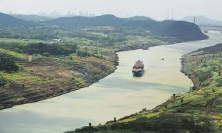 China COSCO Shipping Vessel Wins Draw to be First to Transit Through the Expanded Panama Canal