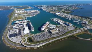 U.S. Army Corps of Engineers Awards $16.23 Million for Port Canaveral