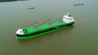 Viikki delivered to ESL Shipping - new vessels sailing to the Baltic Sea via the Northern Sea Route