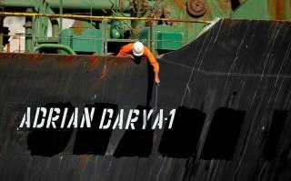 US blacklists Iranian Adrian Darya