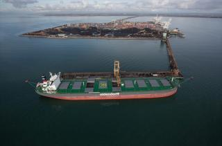 First ever ABB electric propulsion to be installed on board a bulk carrier