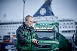 DFDS is stepping up digitally