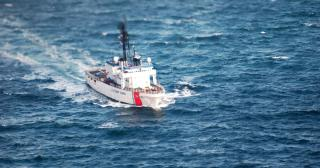 Three mariners rescued, search underway for 2 more after vessel sinks near Dutch Harbor, Alaska