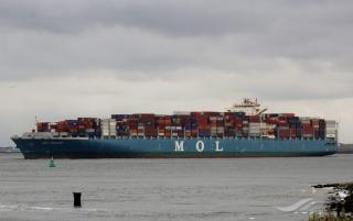 MOL Launches New Services for Asia and Australia Network