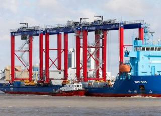 Russia Places Order For Liebherr Container Cranes