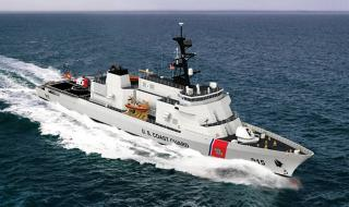 Rolls-Royce wins propulsion contract for U.S. Coast Guard's new Offshore Patrol Cutter