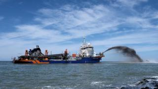 Van Oord signs contract for sandscaping scheme in the UK