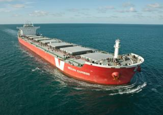 Vroon extends 140-plus vessel contract for KVH mini-VSAT broadband solution