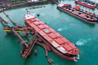 MacGregor receives Pusnes deck machinery orders for Vale's new VLOCs