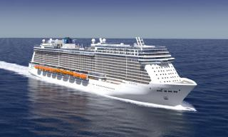 NCL Cruise vessel to feature air lubrication system