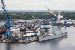 Bath Iron Works To Receive A Total Of $11.2 Million In Regard to LCS Project