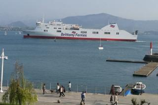 New ship charter will secure 2020 season schedules says Brittany Ferries