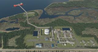 Eagle LNG's Jacksonville LNG Export Facility Receives Final Environmental Impact Statement from FERC