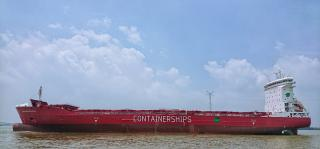 Containerships introduces its second LNG-powered ship CONTAINERSHIPS POLAR and optimizes its Baltic service