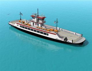 Elliott Bay Design Group designs new class of ferry for North Carolina Department of Transportation