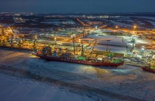 First equipment cargo delivered for Arctic LNG 2